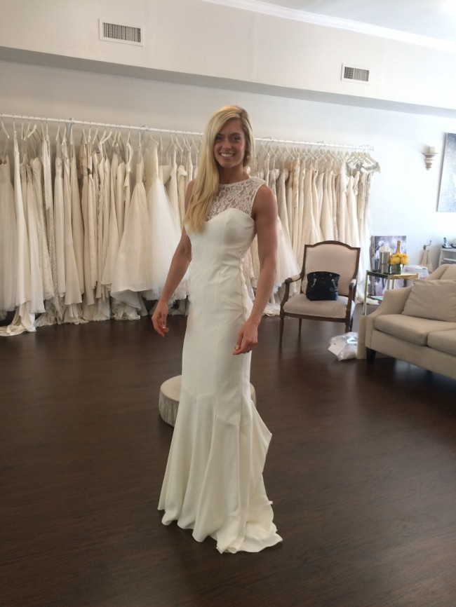 Nicole Miller Lauren - Used Wedding Dresses - Stillwhite