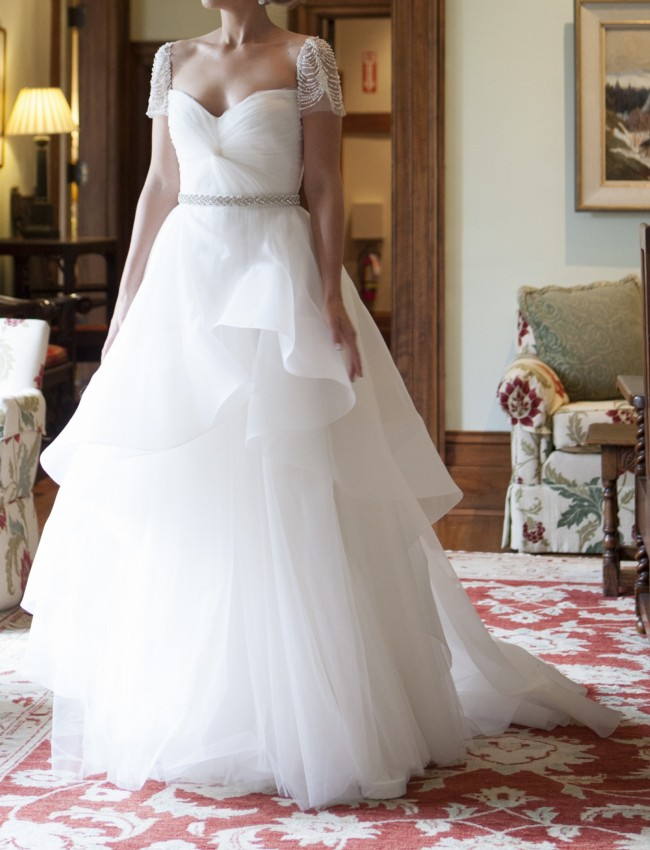 Reem Acra Lily - Used Wedding Dresses - Stillwhite
