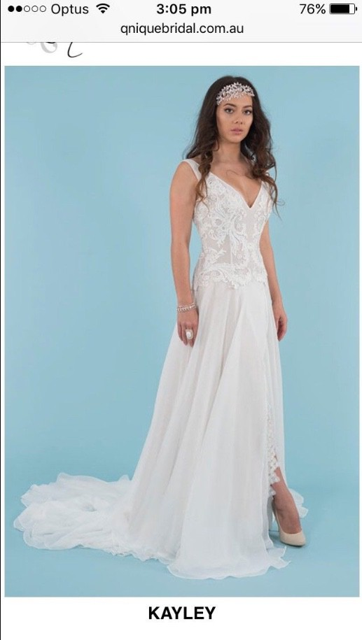 Q\'nique Bridal Kayley - New Wedding Dresses - Stillwhite