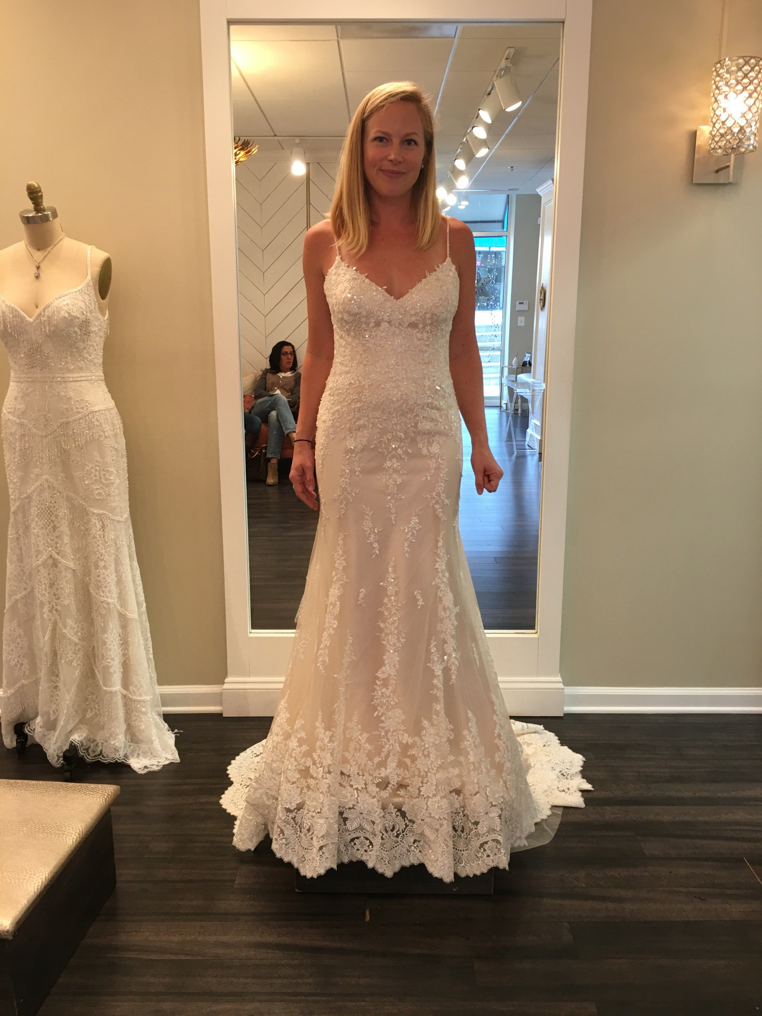 Maggie sottero nola new wedding dress on sale 22 off for Maggie sottero wedding dress sale
