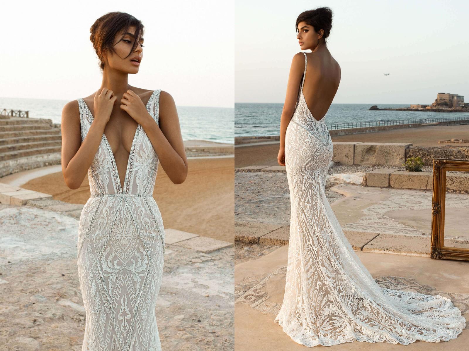 Galia lahav gala 802 preowned wedding dress on sale 43 off for Low back wedding dresses for sale