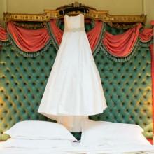 Blue Bridalwear