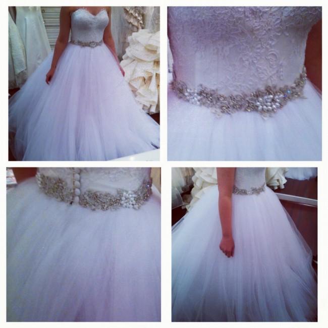 Suzanna blazevic strapless new wedding dresses stillwhite for Suzanna blazevic wedding dresses