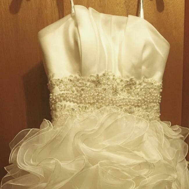 Justin Alexander 8484 New Wedding Dress On Sale 69 Off